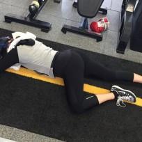 Khloe kardashian ass pic