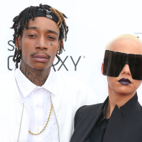 Amber and wiz photo