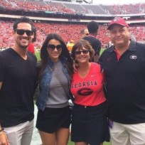 Andi dorfman josh murray parents