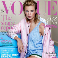 Taylor swift vogue photo