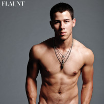 Nick jonas flaunt photo