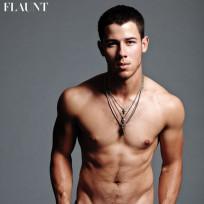 Nick Jonas Flaunt Photo