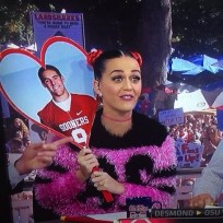 Katy perry trevor knight