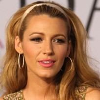Blake lively up close