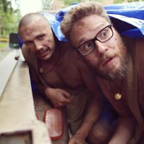 Seth Rogen and James Franco: Naked, Afraid!