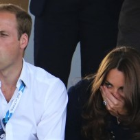 Kate middleton and prince william ouch
