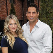 Abbey wilson and joe francis
