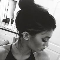 Kylie jenner weave photo