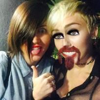 Miley Cyrus Instagram Pic