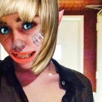 Miley Cyrus Photoshopped