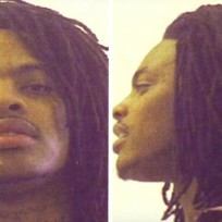 Waka flocka flame mug shots