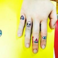 Miley Cyrus New Tattoos Photo