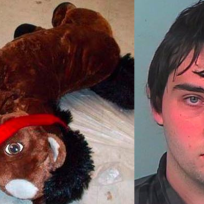Florida teen stuffed horse