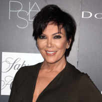 Kris jenner red carpet shot