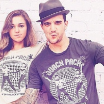 Sadie robertson and mark ballas photo