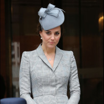 Kate Middleton at Buckingham Palace