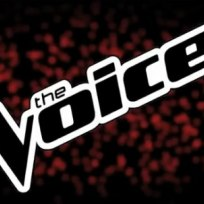 The voice tv logo