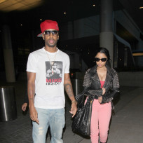 Nicki minaj and safaree samuels photo