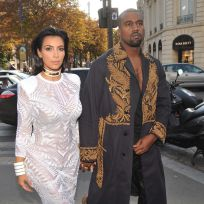 Kim kardashian and kanye west fashion icons