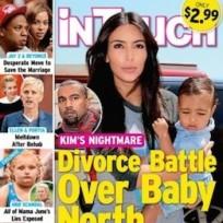 Kimye divorce battle