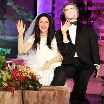 Ellen degeneres as amal alamuddin