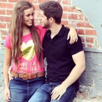 Jessa duggar and ben seewald in love