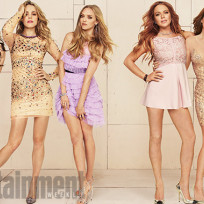 Mean girls cast photo