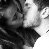 Jessa Duggar, Ben Seewald Kiss