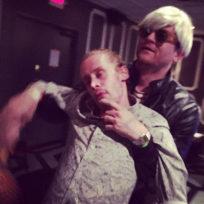 Macaulay culkin as bernie