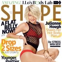 Julianne hough shape photo