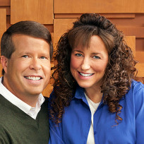 Michelle duggar and jim bob duggar photo