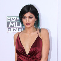 Kylie jenner red carpet pic