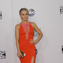 Julianna hough at the american music awards
