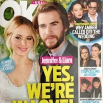 Jennifer lawrence and liam hemsworth in love