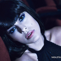 Eva mendes for the violet files