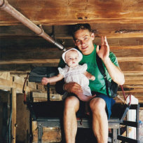 Paul walker baby meadow walker