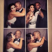 Xzibit wedding photo