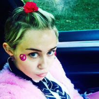 Miley cyrus instagram still