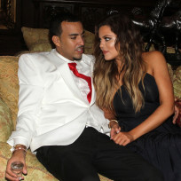 French montana and khloe kardashian pic
