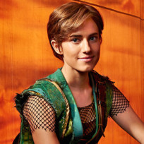 As peter pan