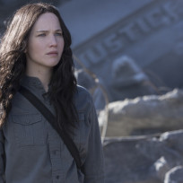 Katniss in mockingjay
