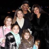 Teresa giudice and nene leakes