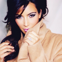 Kim kardashian for the kardashian kollection
