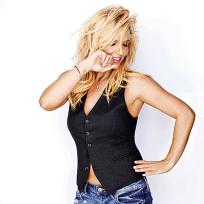 Britney spears in womens health