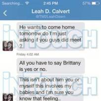 Leah messer and brittany musick chat