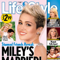 Miley cyrus married seriously