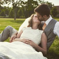 Jill duggar and derick dillard wedding pic