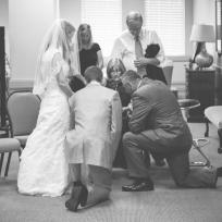 Jill duggar wedding day photo