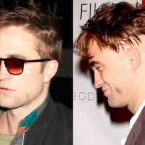 9 wild celebrity hair transformations robert pattinson