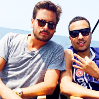 Scott disick french montana